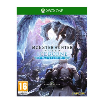 Monster Hunter World: Iceborne Gra XBOXONE Electro 550713