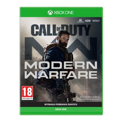 Call of Duty: Modern Warfare Gra XBOX ONE Electro 551014
