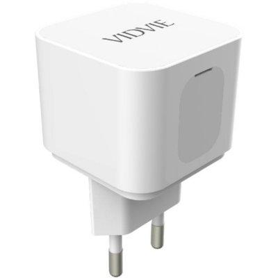 Ładowarka sieciowa VIDVIE PLE207 Biały Electro 551859