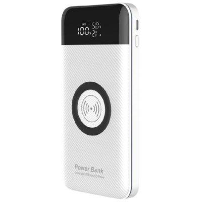 Powerbank VIDVIE WPB2201 10000 mAh Biały Electro 551879