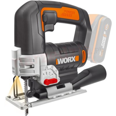 Wyrzynarka WORX Power Share WX543.9 Electro 516947
