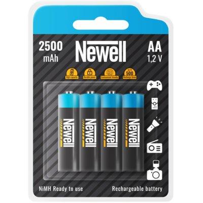 Akumulatorki AA 2500 mAh NEWELL (4 szt.) Electro 554305