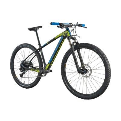 Rower górski MTB TORPADO 29 RIBOT N NX EAGLE 12S M17 M Czarno-niebiesko-zielony Electro 552290