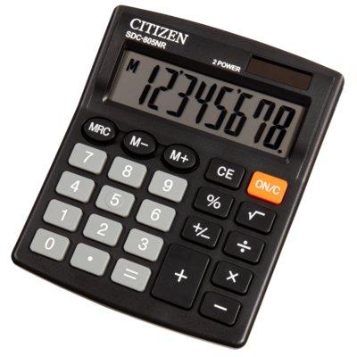 Kalkulator CITIZEN SDC-805NR Electro 552408