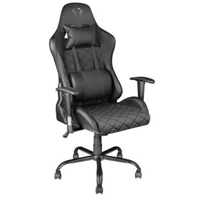 Fotel TRUST GXT 707 Resto Czarny Electro 562800