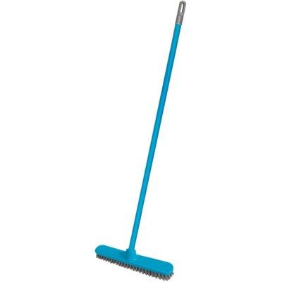 Miotła z trzonkiem YORK Twingo Niebieski Electro 659708