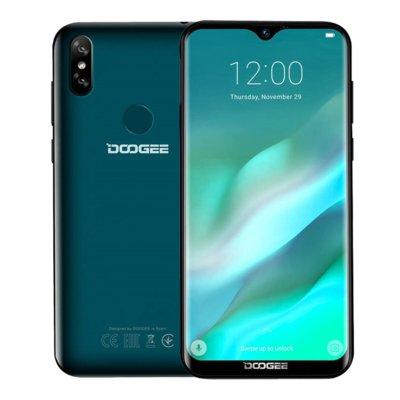 Smartfon DOOGEE X90L Zielony Electro 552700