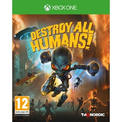 Destroy All Humans! Gra XBOX ONE Electro 552764
