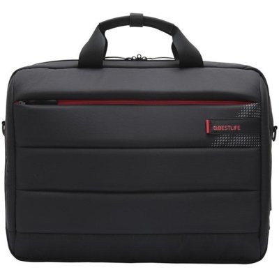 Torba na laptopa BESTLIFE Bussines C Plus 15.6 cali Czarny Electro e1185740