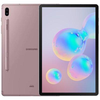 Tablet SAMSUNG Galaxy Tab S6 10.5 LTE Różowy