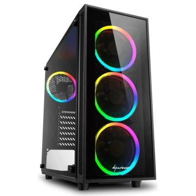 Obudowa SHARKOON TG4 RGB Electro 557793