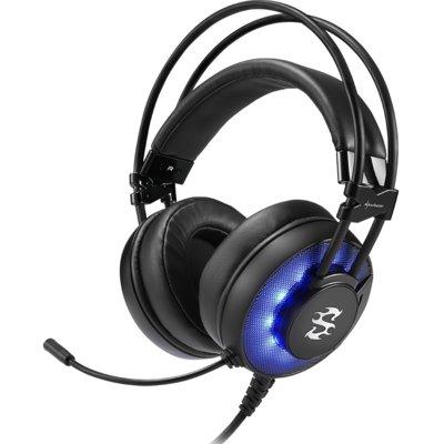Słuchawki SHARKOON Skiller SGH2 Czarny Electro 557811