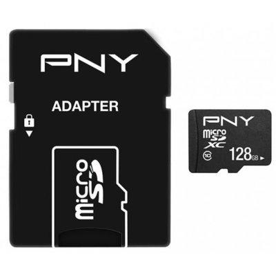 Karta pamięci PNY microSDXC Performance Plus 128GB Electro 204731
