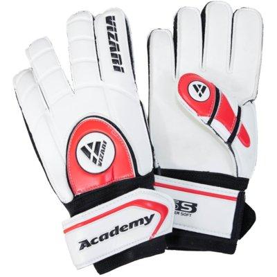 Rękawice bramkarskie VIZARI Academy (rozmiar 5) Biały Electro e1189003