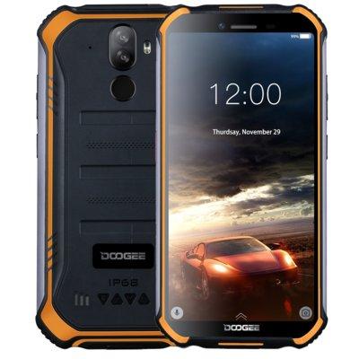 Smartfon DOOGEE S40 3/32GB Pomarańczowy Electro 553569