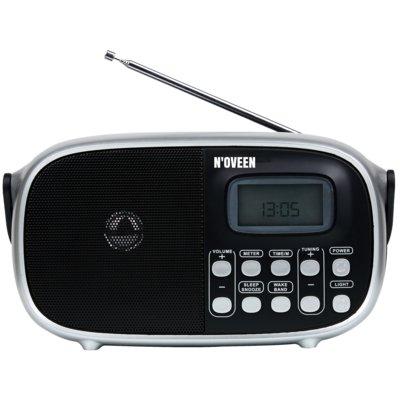 Radio NOVEEN PR850 Czarno-srebrny Electro 560511