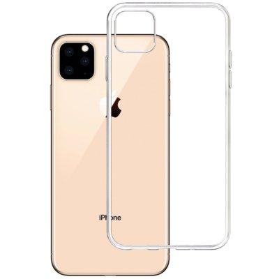 Etui 3MK Clear Case do Apple iPhone 11 Pro Przezroczysty Electro 553726