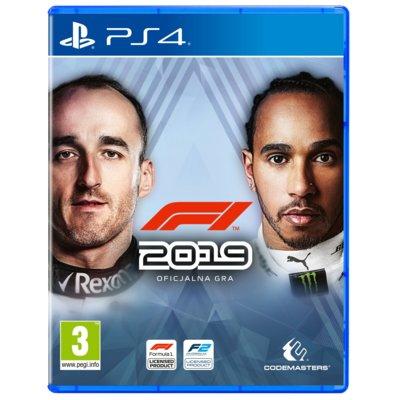 F1 2019 Gra PS4 Electro 553792
