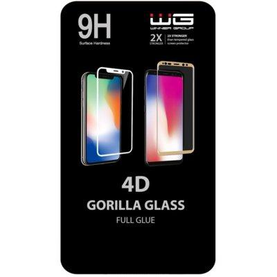 Szkło hartowane WINNER GROUP 4D Full Glue do Samsung Galaxy A30s/A50/M21 Czarny