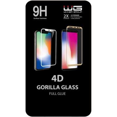 Szkło hartowane WINNER GROUP 4D Full Glue do Samsung Galaxy A70 Czarny Electro 553922