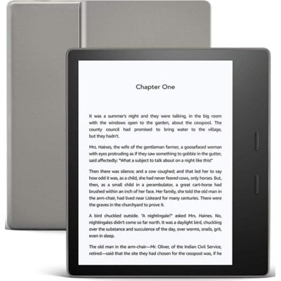 Czytnik E-Booków AMAZON Kindle Oasis 3 Szary Electro 553967