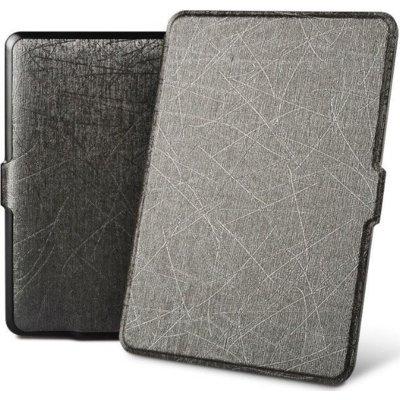 Etui TECH-PROTECT Smartcase Kindle Paperwhite 4 Szary Electro 554022