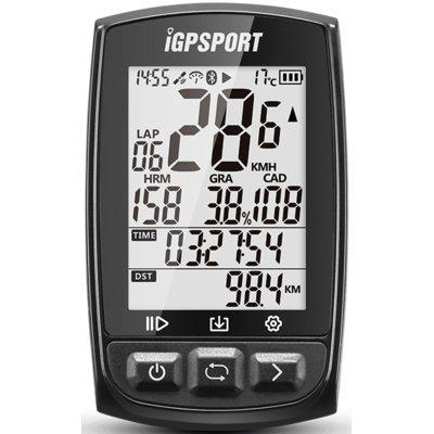 Licznik rowerowy IGPSPORT GPS IGS50E/B Electro 554047