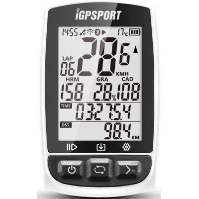 Licznik rowerowy IGPSPORT GPS IGS50E/W Electro 554048