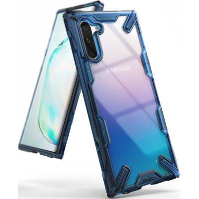 Etui RINGKE Fusion X do Samsung Galaxy Note 10 Niebieski Electro 554104