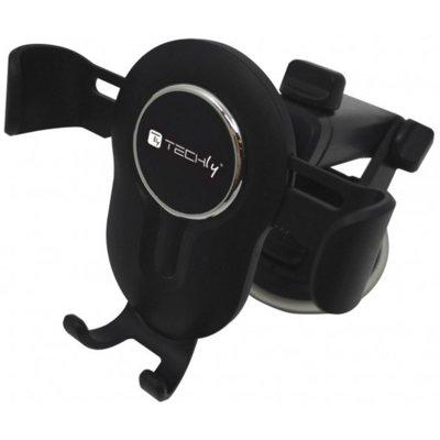 Uchwyt samochodowy TECHLY I-Smart-Vent-Grav Czarny Electro 554819