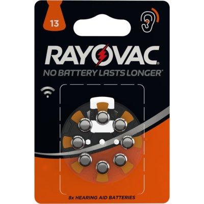 Baterie ZA13 RAYOVAC (8 szt.) Electro 554464