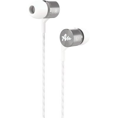 Słuchawki dokanałowe AUDICTUS Explorer 2.0 Biały Electro 905616