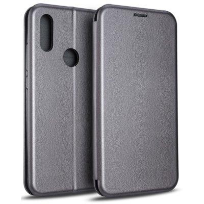 Etui BOOK MAGNETIC do Xiaomi Redmi 7 Stalowy Electro 554791