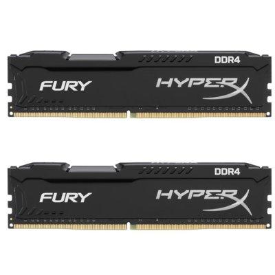Pamięć RAM HYPERX Fury 32GB 2666MHz