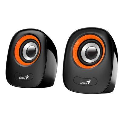 Głośniki GENIUS SP-Q160 Czarno-pomarańczowy Electro 157808