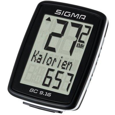 Licznik rowerowy SIGMA BC 9.16 Electro 153058