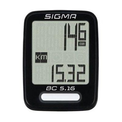 Licznik rowerowy SIGMA BC 5.16 Electro 555262