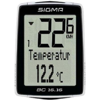 Licznik rowerowy SIGMA BC 16.16 Electro 555264