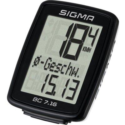 Licznik rowerowy SIGMA BC 7.16 Electro 555269