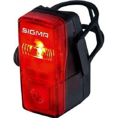 Lampka rowerowa SIGMA Cubic Electro 555282