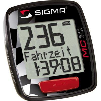 Licznik motocyklowy SIGMA MC 10 Electro 555293