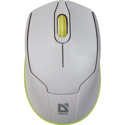 Mysz DEFENDER Genesis MB-865 Electro 262073