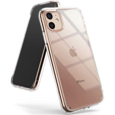 Etui RINGKE Fusion do Apple iPhone 11 Przezroczysty Electro 555686