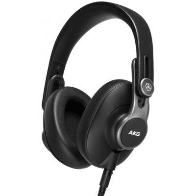 Słuchawki nauszne AKG K371 Czarny Electro 311894