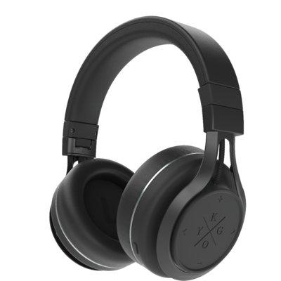 Słuchawki nauszne KYGO A9/600 BT OverEar Czarny Electro 556897