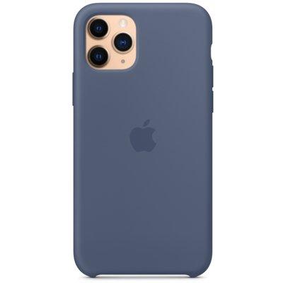 Etui APPLE Silicone Case do iPhone 11 Pro Niebieski
