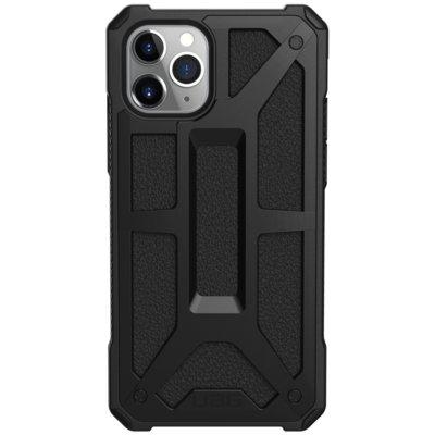 Etui UAG Monarch do Apple iPhone 11 Pro Max Czarny Electro 557217