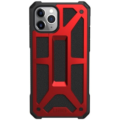 Etui UAG Monarch do Apple iPhone 11 Pro Max Czerwony Electro 557216