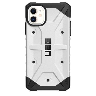 Etui UAG Pathfinder do Apple iPhone 11 Biały Electro 557146