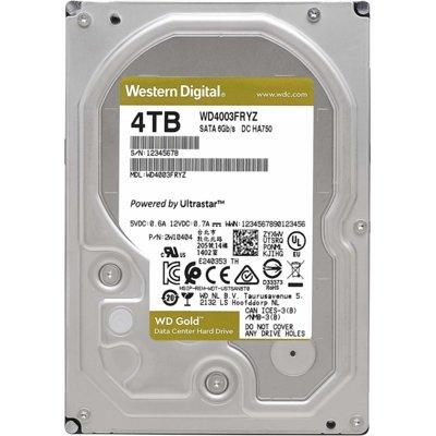 Dysk WD Gold HA750 4TB HDD Electro 315844